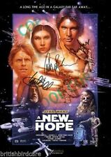 Star Wars S Surname Initial Collectable Autographs