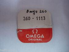piéce part Omega 260  1113  pignon montre watch swiss 21