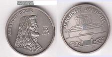 Albrecht Dürer Medaille unedel ca. 32 mm (mm39) stampsdealer Jürgen Schmidt
