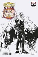 Infinity Wars Ghost Panther #1 Humberto Ramos 1:10 Variant Cover