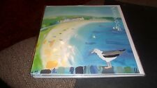 FOUR LITTLE BOATS SEAGULL MILKWOOD GREETING CARD BLANK ALL OCCASIONS FREE UK P&P