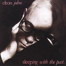 "ELTON JOHN ""SLEEPING WITH THE PAST"" CD NEUWARE"