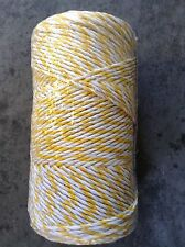 Electric Fence Polywire 2000m High Strength and conductivity