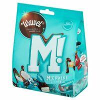 Wawel Michalki Kokosowe Coconut Covered Chocolates 280g Bag Free Shipping