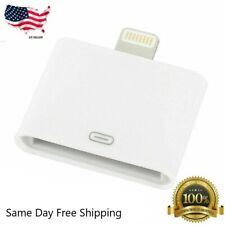 30 pin to 8 pin (lightning) adapter converter for apple iphone/ipad/ipod New USA