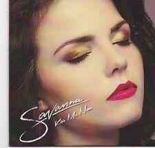 Savanna-Kiss Me Now cd single