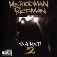 Method Man Redman - Blackout! 2 (NEW CD)