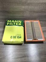New Genuine OE Mann Filter Air Engine Replacement C32154 MANN Filter