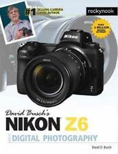 David Busch's Nikon Z6 Guide by David Busch by David D. Busch (English) Paperbac