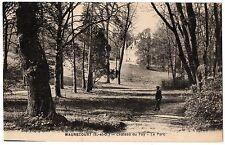 CPA 78 - MAURECOURT (Yvelines) - Château du Fay. Le Parc