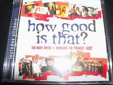 How Good Is That Various CD Tina Arena Jennifer Lopez Oasis Jamiroquai Mandy Moo