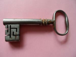 very nice georgian steel key