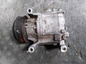OEM 12-15 FIAT 500 ABARTH 1.4L TURBO A/C AC COMPRESSOR