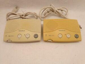 Radio Shack FM Wireless Intercom Set of 2 43-493 Tested MA15