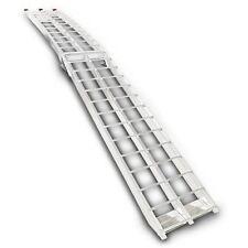 Loading ramp Triumph Scrambler/ Speed Four/ Triple / R aluminium II folding