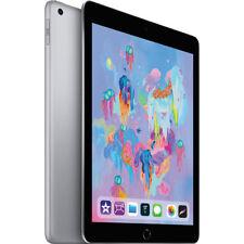 """Apple iPad 9.7"""" 2018 (128GB, Wi-Fi, Space Gray) VB"""