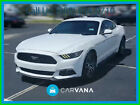 2017 Ford Mustang EcoBoost Premium Coupe 2D Backup Camera Dual Power Seats Keyless Start Knee Air Bags Side Air Bags Heated
