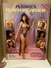 PLAYBOY SPECIAL EDITIONS: PLAYMATE REVIEW ~ 1985 ~ VERY GOOD!