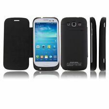 For Samsung Galaxy S3 3200mAh External Backup Battery Charger Case With Cover MA
