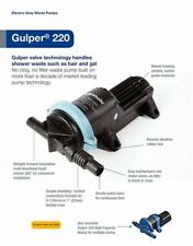 WHALE GULPER 220 SHOWER PUMP 12V