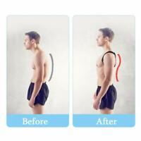 B014 Unisex Ajustable Body Shaper Posture Corrector Brace, Birthday Gift