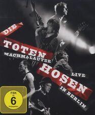 "DIE TOTEN HOSEN ""MACHMALAUTER LIVE IN BERLIN"" BLU RAY"