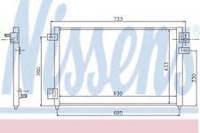 Nissens 94717 AC Condenser fit  JAGUAR S-TYPE 98