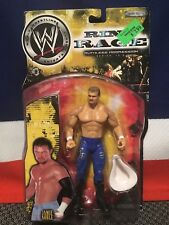 WWF WWE WCW RING RAGE SERIES FIGURE JAMIE NOBLE RUTHLESS AGGRESSION SERIES 10.5
