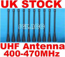 10x UHF Antenna Motorola Radio GP340 GP344 GP350 GP360 GP380 GP388 GP640 New