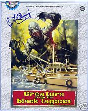 Sci-fi & Horror Posters Auto Ben Chapman Creature! LOOK