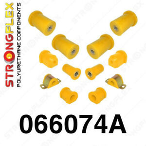 Fiat Seicento / Cinquecento Silentbloc kit silentbloc suspension complet SPORT