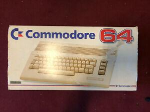 Commodore C64 OVP