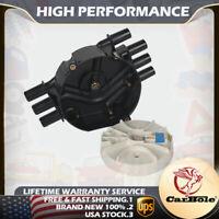 Distributor Cap & Rotor for Chevrolet & GMC Trucks V6 4.3L Vortec DR475 DR331 US