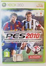 PES PRO EVOLUTION SOCCER 2010 - XBOX 360 USATO