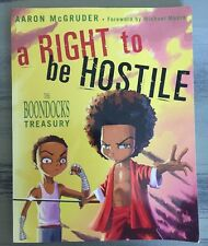 A Right to Be Hostile : The Boondocks Treasury by Aaron McGruder (2003, Paperba…