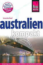 AUSTRALIEN kompakt Reiseführer REISE KNOW-HOW 2014 DM Tasmanien Sydney Melbourne