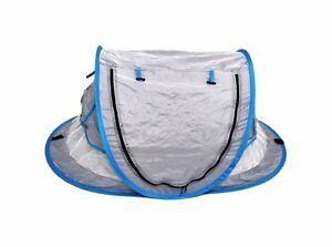 Monsaneta Large Baby Tent Portable Travel Bed UPF 50 Infant Beach Sun Shelter US