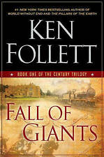 NEW - Fall of Giants (The Century Trilogy, Book One) by Follett, Ken