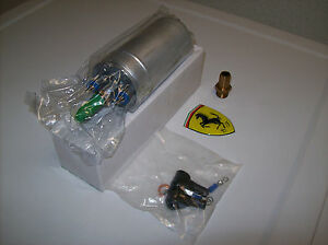 308-Gts-328-Gts Ferrari Fuel Pump and Mondale V8 QV.
