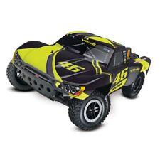 TRAXXAS 58034-1VR46 SLASH 2WD Automodello Elettrico Brushed Valentino Rossi