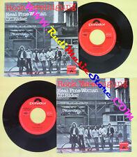 LP 45 7'' Fels Vereinigung Real fine Frau c.c. Rider 1977 swiss no CD MC DVD