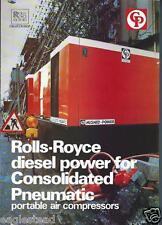Equipment Brochure - Rolls-Royce Diesel Engine Pneumatic Air Compressor (E2303)