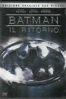 BATMAN. Il ritorno. Edizione 2 Dischi. DVD Film ITALIANO PAL