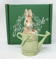 More details for beswick beatrix potter peter in the watering can bp10a excellent condition boxed