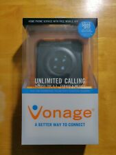 **NEW** Vonage HT802-VD Home Phone Service w Free Mobile App; FREE Shipping!