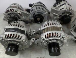 2012 Audi A5 Alternator OEM 56K Miles (LKQ~195822915)