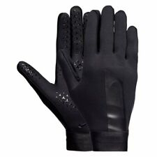 2dc39c5b4 Nike Junior Boys Warm Winter Hyperwarm Training Football Gloves Triple Black
