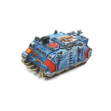 GREY KNIGHTS Rhino with FW inquisition doors #1 Warhammer 40K WP