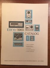 EICO ELECTRONIC PRODUCTS 1965 ORIGINAL CATALOG P149