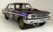 Autoworld 1/18 SCALA AW219/06 1964 FORD Thunderbolt Phil Bonner Modello Diecast